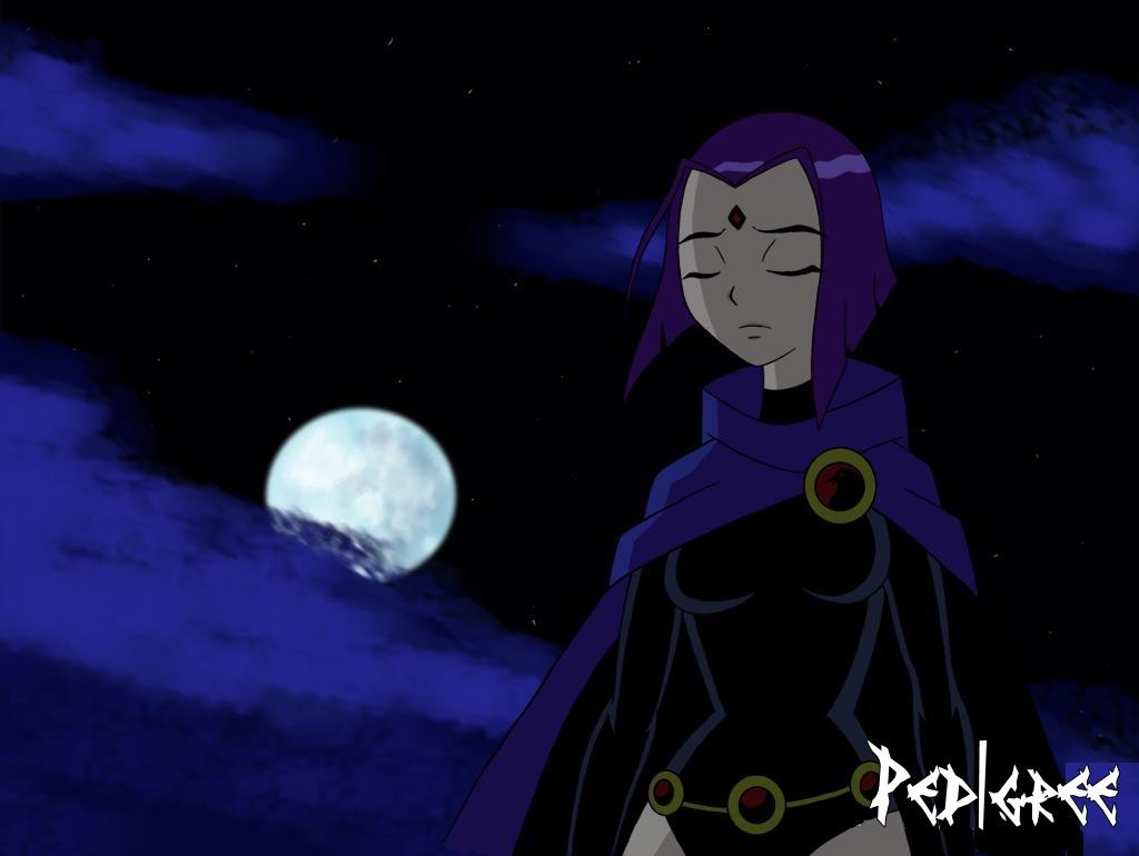 Raven Jovenes Titanes
